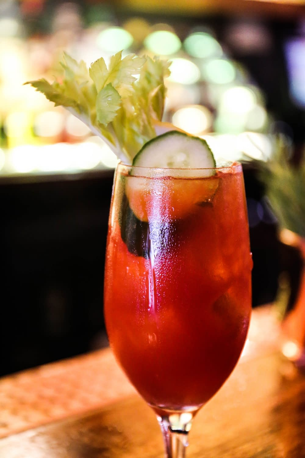 Bloody Mary Cove Vodka Cocktail