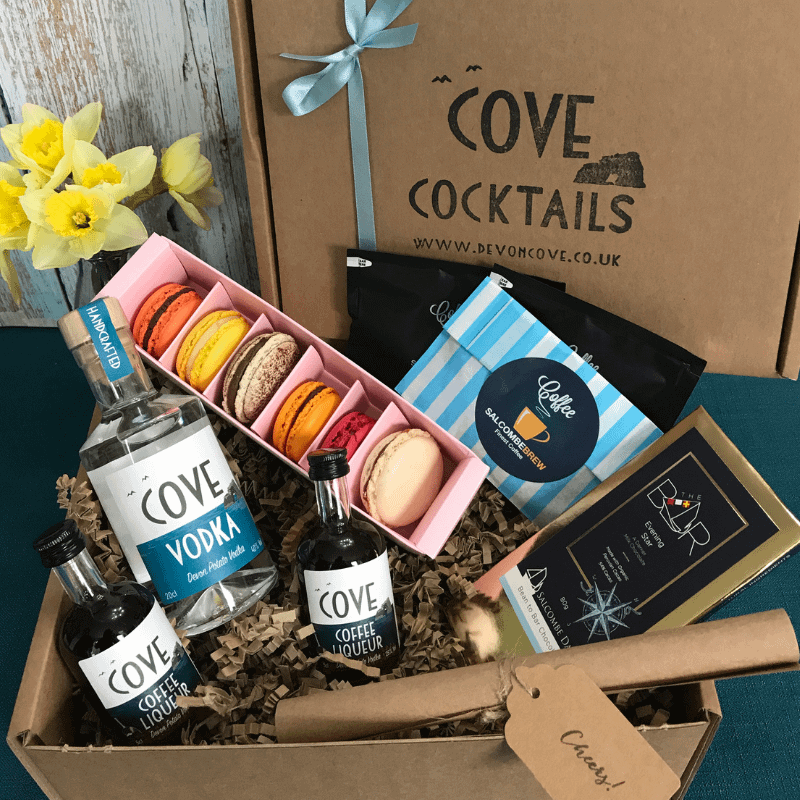 Cove Vodka Espresso Martini Easter Gift Box