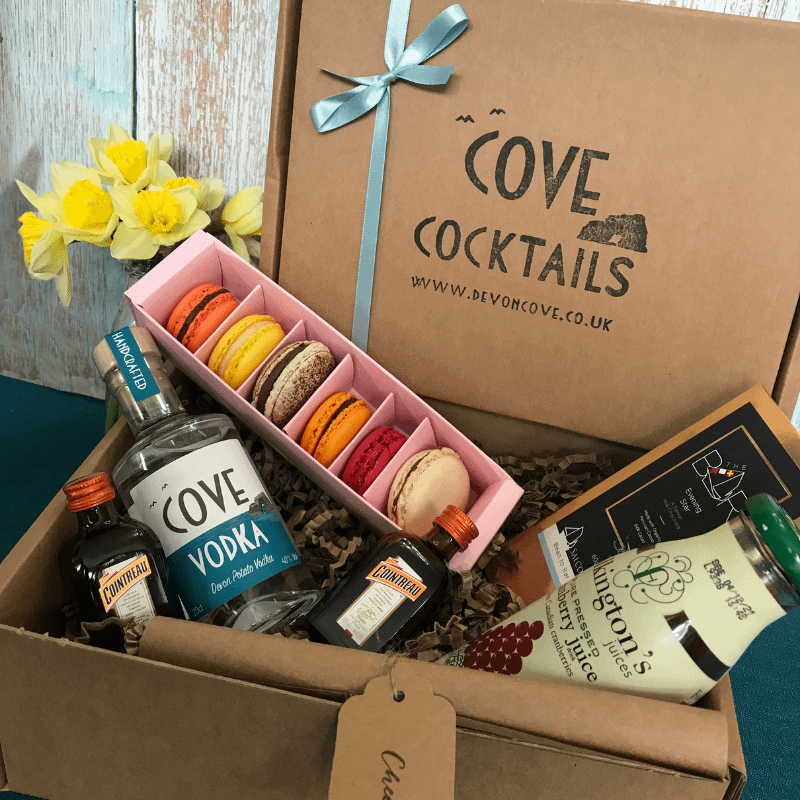 Cove Vodka Cosmopolitan Easter Gift Box